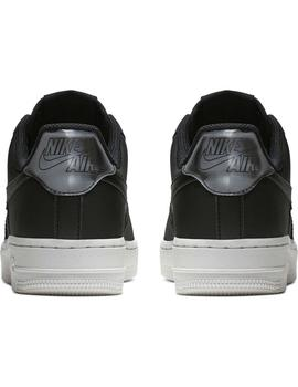 Zapatillas Nike Air Force 1 07 Ess Negro Mujer