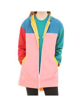Chaqueta Vans Mercy Reversible Patchwork Multicolor Mujer