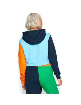 Sudadera Ellesse Canel Cropped Multicolor Mujer