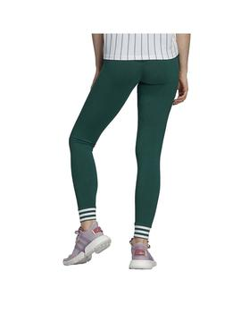 PANTALON ADIDAS TIGHTS VERE UNIVERSITARI VERDE MUJER