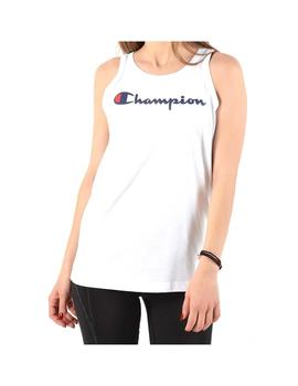 Camiseta Champion Tank Top WHT