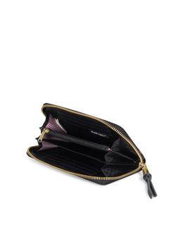 CARTERA HERSCHEL THOMAS WITH ZIPPER NEGRO MUJER