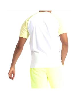 Camiseta Ellesse Cassina Wht Light Yello