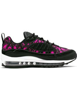 Zapatillas Nike Air Max 98 Prm Blck Muje