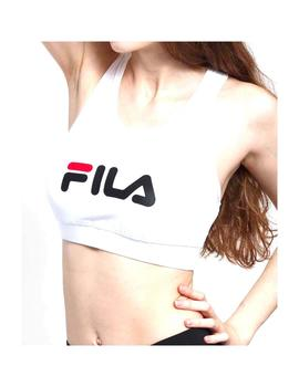 Top Fila Other Crop Top Bright White Muj