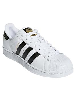 ZAPATILLAS ADIDAS SUPERSTAR BLANCO/NEGRO